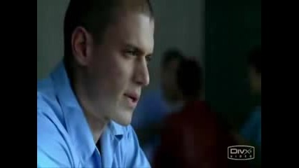 Wentworth Miller - Cry Me A River