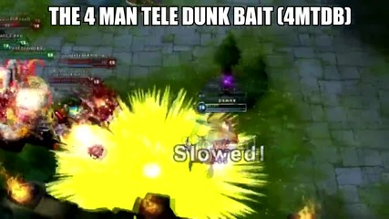 Nba League of Legends