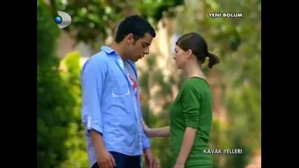 Романтични моменти на Ефе и Аслъ + страхотна песен. Мечтатели - Kavak Yelleri.