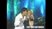Ednita Nazario & Luis Fonsi - Te Di (live)