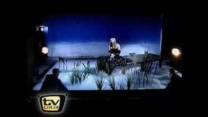 No Angels interview @ Tv total - 15.03.2007