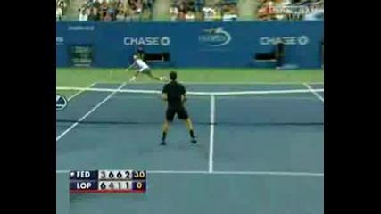 Тенис Урок 134