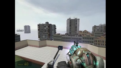 Garry's Mod 10 Catapult