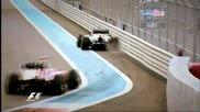 Най - доброто от сезон 2010 във Формула1