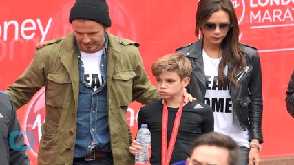 Victoria Beckham on Being a Mother