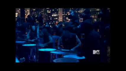 Eminem - Not Afraid & Love The Way You Lie Live Mtv Vma 2010