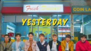 Бг Превод! Block B - Yesterday Mv