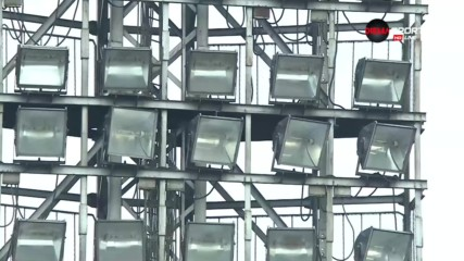 Проблем с осветлението бави ЦСКА и Дунав