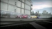 Need for Speed - Shift official game trailer for Ps3. Xbox 360. Pc and Psp - Renault Megane Rs
