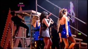Sugababes and Tiao Cruz - She is Like A Star Girls (mobos 2008)