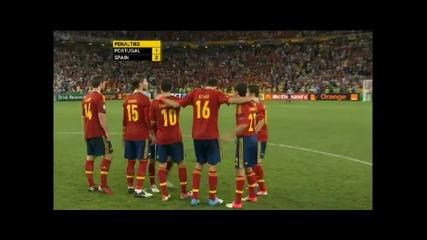 Португалия - Испания 2:4 (дузпи)