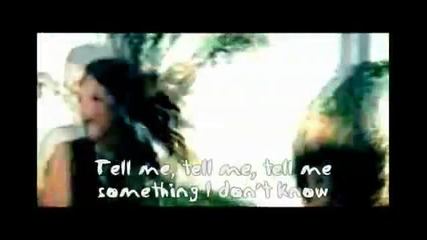 Selena Gomez - tell me somethink i don't know