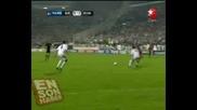Бешикташ - Манчестър Юнайтед 0 - 1 Гол Скоулс :)