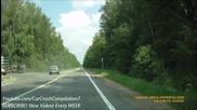 Компилация автомобилни катастрофи 15 - 2013
