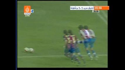 01.03 Атлетико Мадрид - Барселона 4:2 Серхио Агуеро гол