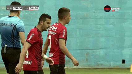 Нов гол в Симитли - 4:1 за Локо Сф