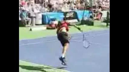 Тенис Урок 144