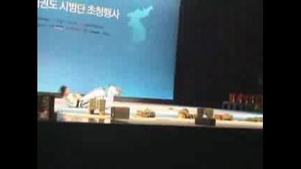 Taekwon - Do Itf - Ho Sin Sul
