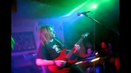 Хадес - Концерт В Three Lions Club - Варна - 03.04.2011 - Част 2