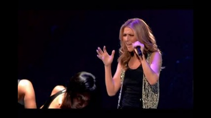 Celine Dion - Fade Away Live | Селин Дион - турне