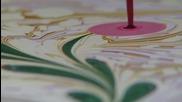 Рисуване върху вода / Art of Ebru