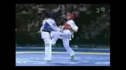 Taekwondo Wtf Rulzz