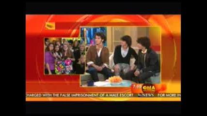 Just Jonas Brothers