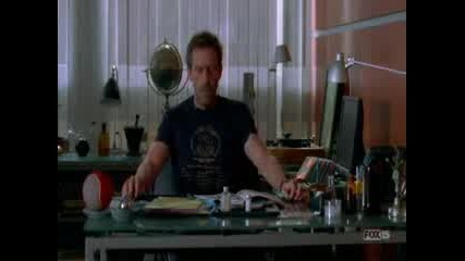 House MD - Pain