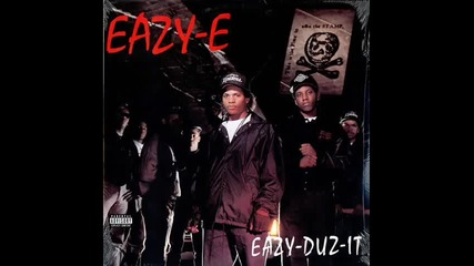 Eazy E - Ruthless Villian (feat. Mc Ren) - [ Eazy Duz It 1988]
