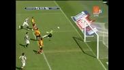 03.05 Ювентус - Лече 2:2 Павел Недвед втори гол