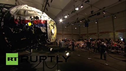 Netherlands: Warhead caused MH17 crash conclude DSB, acknowledging objections