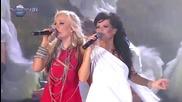 Преслава и Елена - Пия за тебе / Planeta Derby 2010 - Пловдив / 1080p