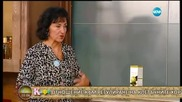 Доктор Папазова - Лечение на различни заболявания със сок от нони - На кафе (12.10.2015)