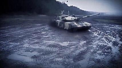 Танк Т90мс Основен руски боен танк в действие.mp4