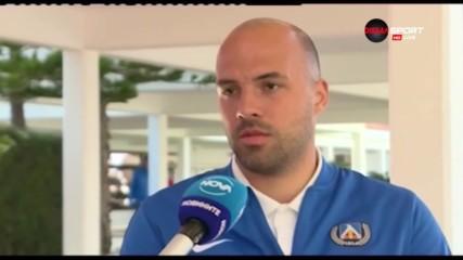 Ники Михайлов: Идвам да помогна на Левски, защото ситуацията не е добра