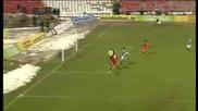Todor Yanchev goal - Cska Sofia vs Svoge 4 - 1 2009 2010