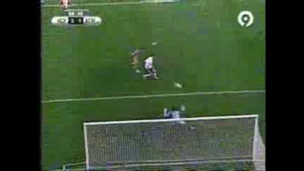 Vicente 2006/2007 Valencia Cf