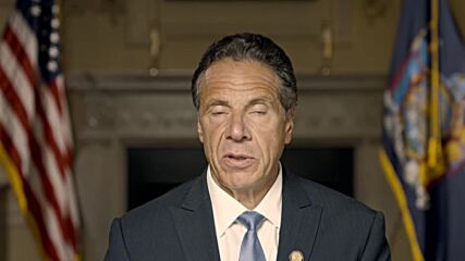 USA: 'I never touched anyone inappropriately' - Cuomo after sexual harassment inquiry