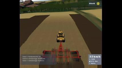 Landwirtschafts Simulator 2008 K700