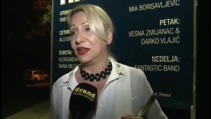 Vesna Zmijanac - Intervju - Grand News - (TV Grand 23.06.2014.)