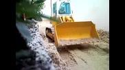 30 2 Stahl Leimbach Lr632 nivellement sable