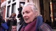 "UK: Assange being kept inside Ecuadorian embassy ""illegally"" - Vivienne Westwood"