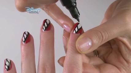 Nail Art Урок: Не бях аз