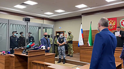 Russia: Court keeps Kazan school shooting suspect under arrest