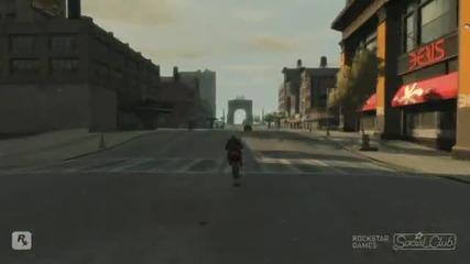 Grand Theft Auto Iv бъгове и пребивания