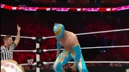 Sin Cara vs. Bo Dallas: Raw, May 26, 2014