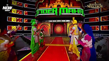 "Witness the return of the ""Modern Day Maharaja"" Jinder Mahal, at The WWE Superstar Spectacle"