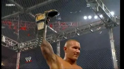 Wwe Hell in a Cell 2010 Randy Orton