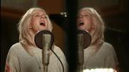 невероятната Ellie Goulding - Lights (acoustic)