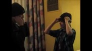 Justin Bieber learning some diffrent pook togue styles